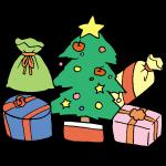 ツリーとプレゼントその2