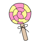 ペロペロキャンディ