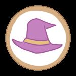 アイシングクッキー(帽子)