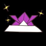 折り紙のカブト