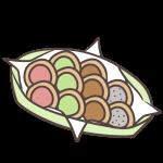 色々なクッキー