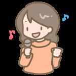カラオケ(女性)