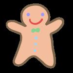 ジンジャークッキー(男の子)