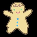 ジンジャークッキー(女の子)