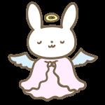 ウサギの天使