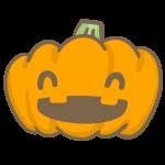 おばけかぼちゃ(にっこり)