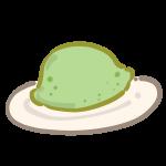 ウグイス餅