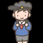 入学式(男の子)