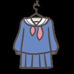 新しいセーラー服