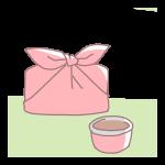 お弁当とお茶