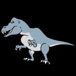 恐竜のイラスト かわいいフリー素材が無料のイラストレイン