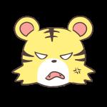 いかりのトラ