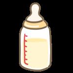 哺乳瓶(ミルク)