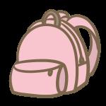 リュックサック(ピンク)