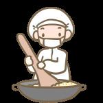 給食センターの調理師