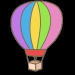 気球(単体)
