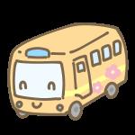 かわいい園バス