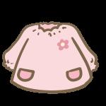 スモック(ピンク)