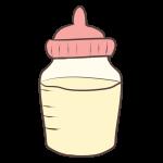 ミルク(ピンク)