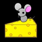 ねずみとチーズ
