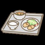 給食(トレータイプ)