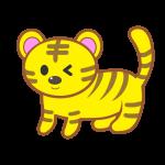 トラ(ウィンク)