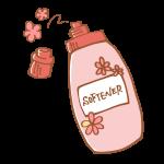 フローラルな香りの柔軟剤
