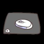 マウスとマウスパッド