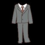 リクルートスーツ(男)
