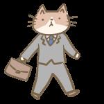 猫のサラリーマン