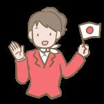 日本代表選手(女性)