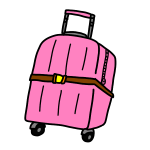 旅行かばん1