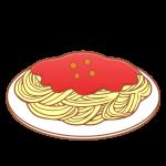 ミートソース・スパゲティ