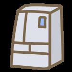 冷蔵庫(観音開き)
