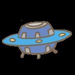 UFO(青)