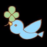 鳥のイラスト かわいいフリー素材が無料のイラストレイン