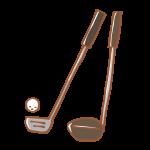 ゴルフの道具
