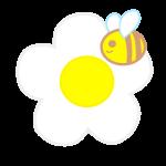 花とみつばち