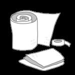包帯とガーゼ