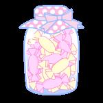瓶詰キャンディ