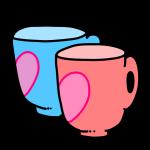 ペアカップ