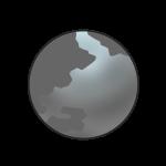 灰色の地球