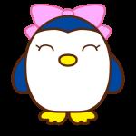笑顔のペンギン