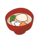白味噌雑煮