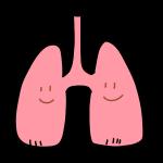 元気な肺たち